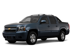 Chevrolet Avalanche II 2006-2014